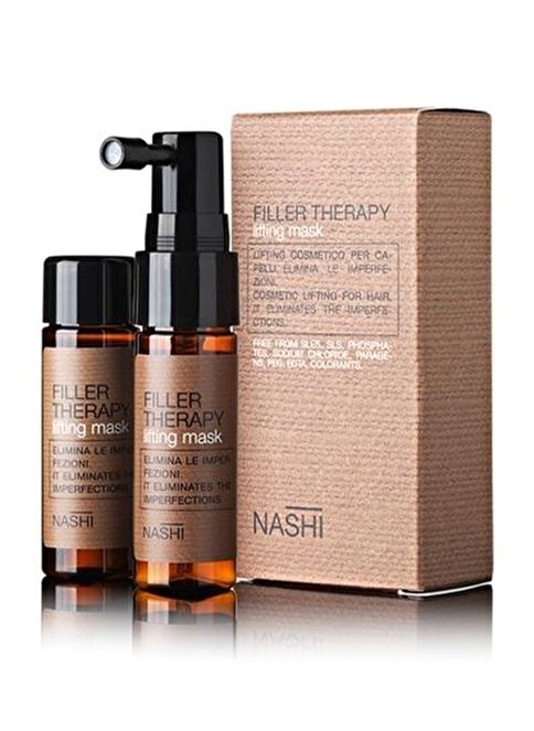 Nashi Filler Therapy Lifting Maske 20 Ml Renksiz